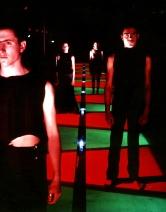 Glasgow School of Art Fashion Show, The Arches, 1999.